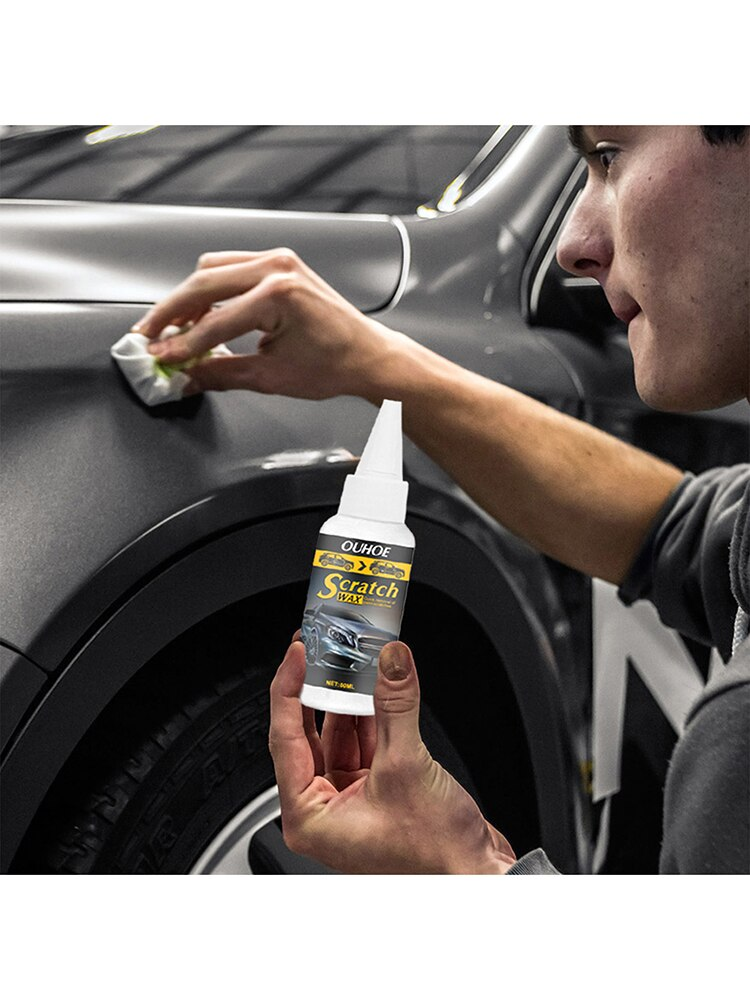 30ml / 50ml Car Scratch Repair Paste Polishing Wax Professional Paint Mirror Reducing Agent Remover