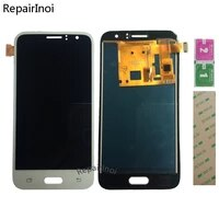 tft lcd display for samsung galaxy j1 2016 j120 express 3 j120a lcd display touch screen digitizer assembly replacement