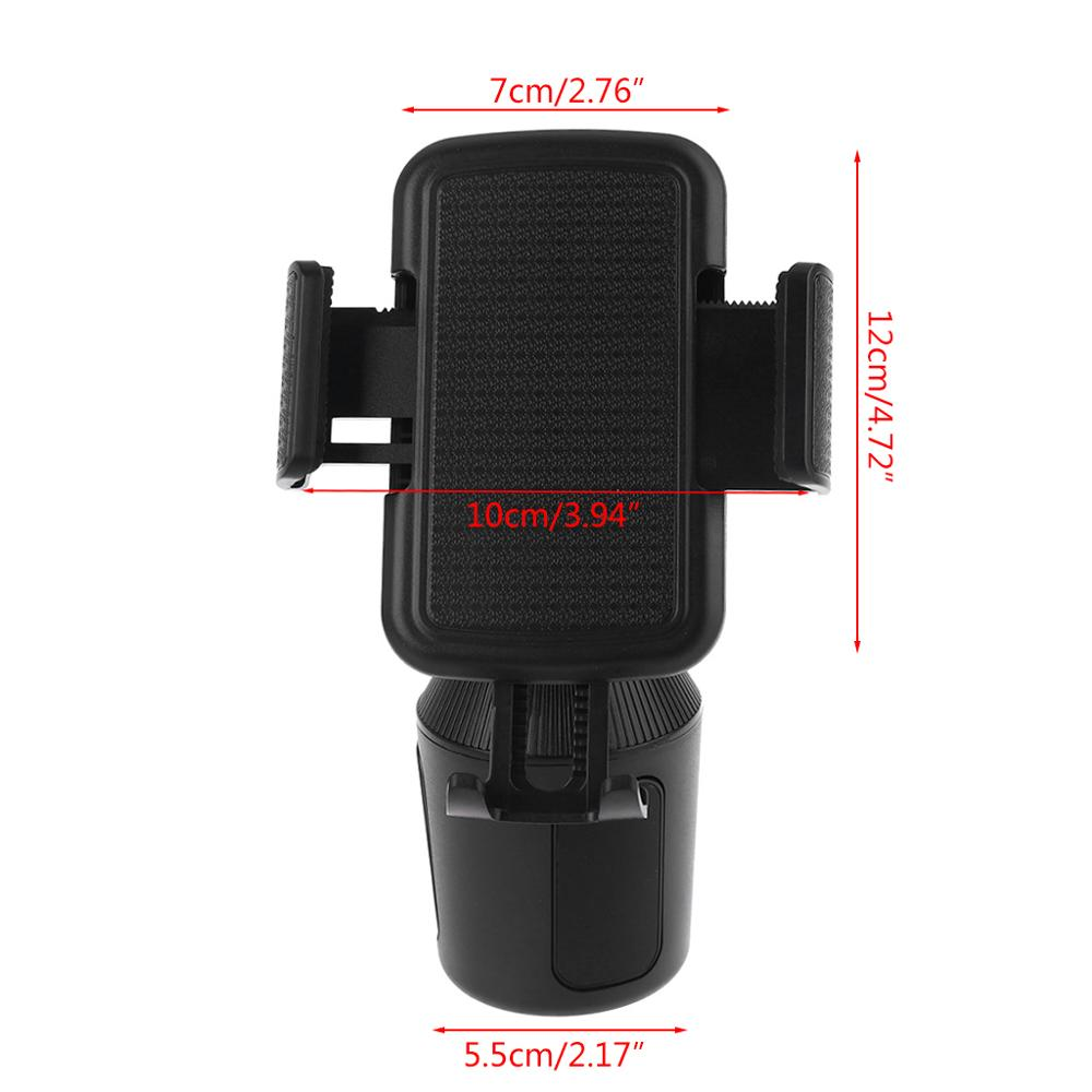 AliExpress - Universal Adjustable Cup Holder Car Mount Bracket Stand Cradle for Cell Mobile Phone Smartphone GPS