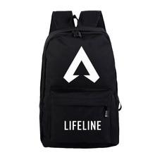 Apex Legends Peak Legend juego mochila escolar pelo