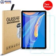 Vidrio templado para Huawei Mediapad M5 10,8 M5 LITE 10 Película protectora de pantalla para Mediapad T5 10 T3 10 Tablet Glass