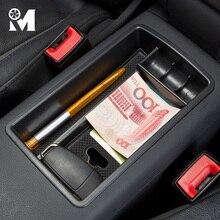 1PC Interior Central Armrest Storage Box Organizer For Audi A3 8V S3 A4 B8 B9 S4 A5 S5 Q3 Q5 Sportback Sline  Avant Accessories