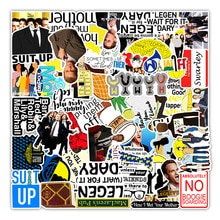 10/30/50PCS TV Show How I Met Your Mother Stickers Aesthetic Laptop Water Bottle Waterproof Graffiti