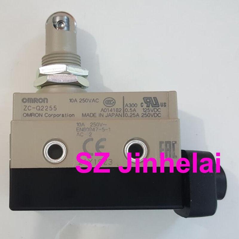 OMRON ZC-Q2255 interruptor de límite original auténtico