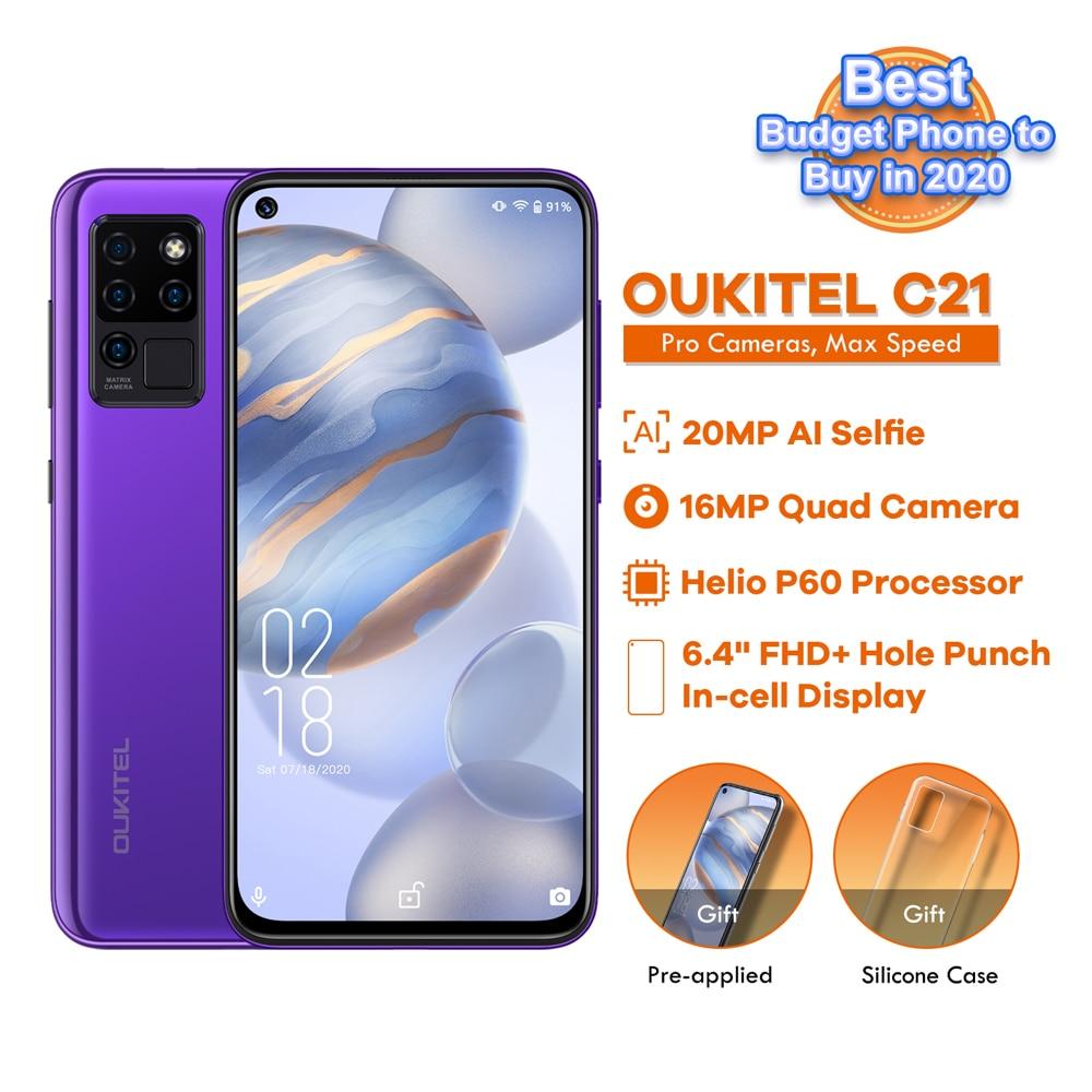 OUKITEL C21 6.4