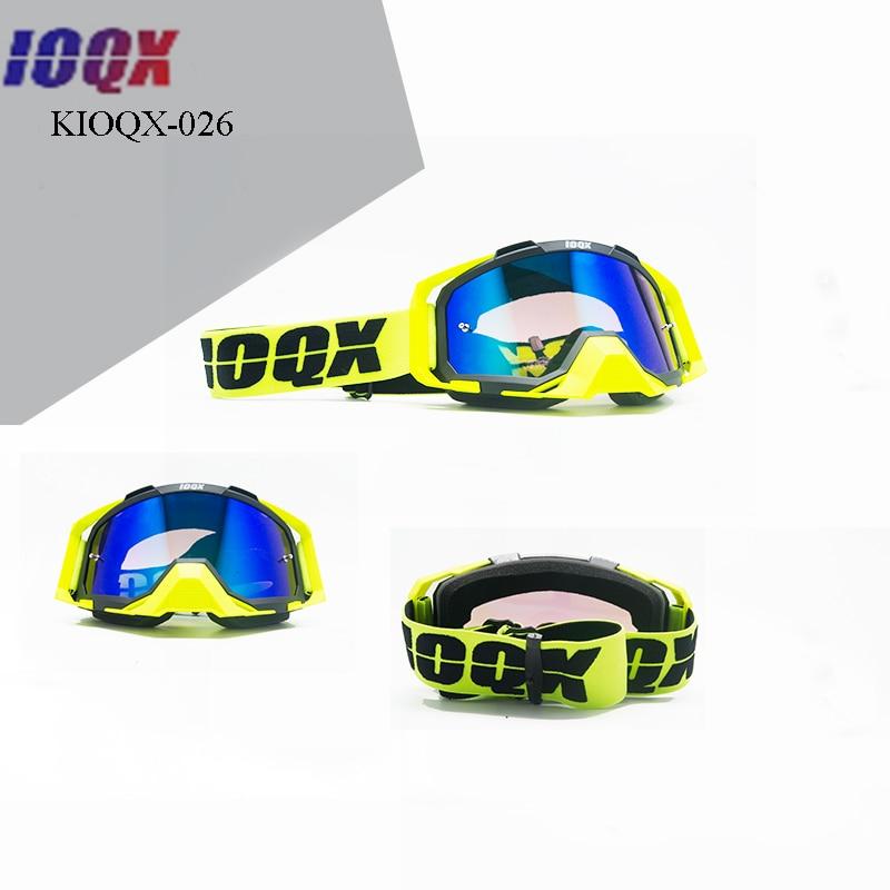 IOQX Motorcycle Goggles ATV Off-Road Helmet Ski Casque Motorcycle Glasses Eyewear Snowboard Racing Moto Bike Sunglasses enlarge