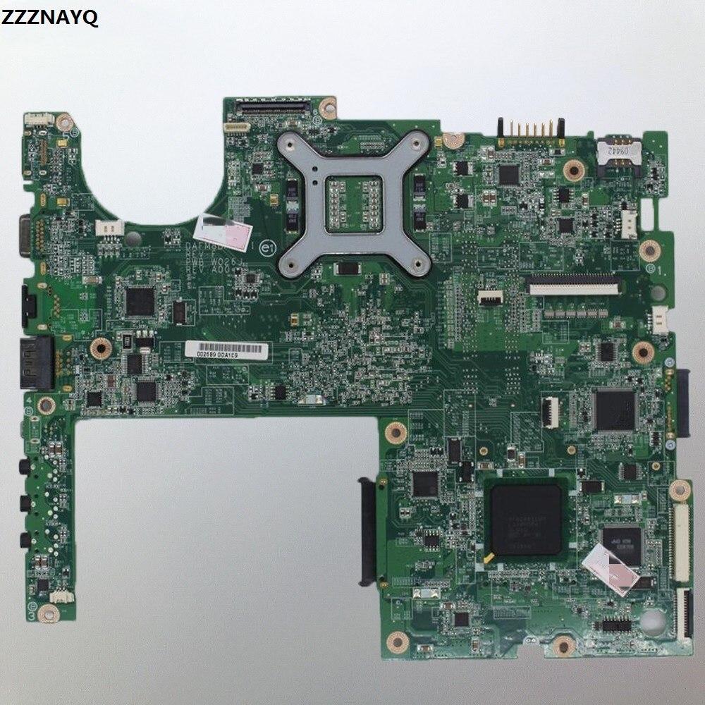 Placa base para ordenador portátil ZZZNAYQ DAFM8BMB6F1 para DELL Studio 1555, placa base CN-0D177M 0D177M D177M DAFM8BMB6F1, prueba de 100%, OK
