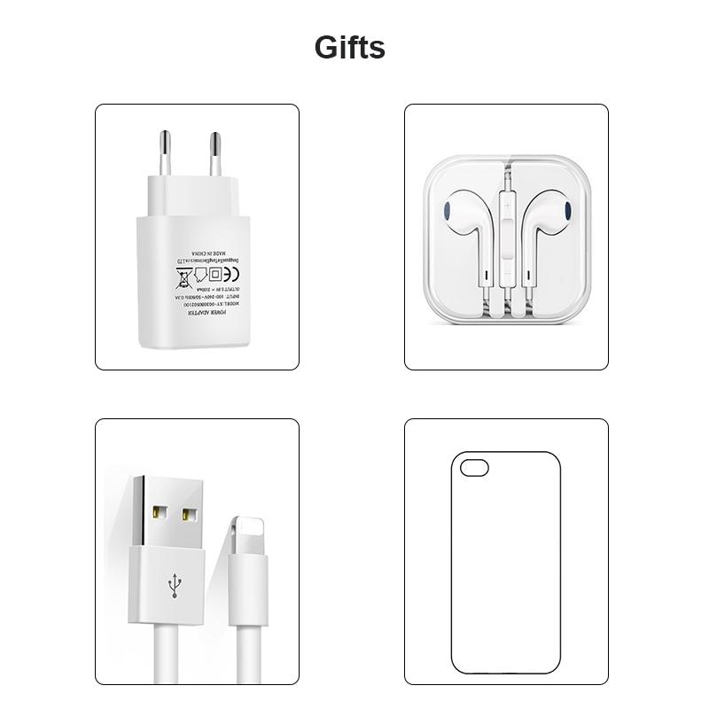 Unlocked Used Apple iPhone 8 / iPhone 8 Plus A11 iOS Smartphone 3GB 64G/256G 4.7/5.5