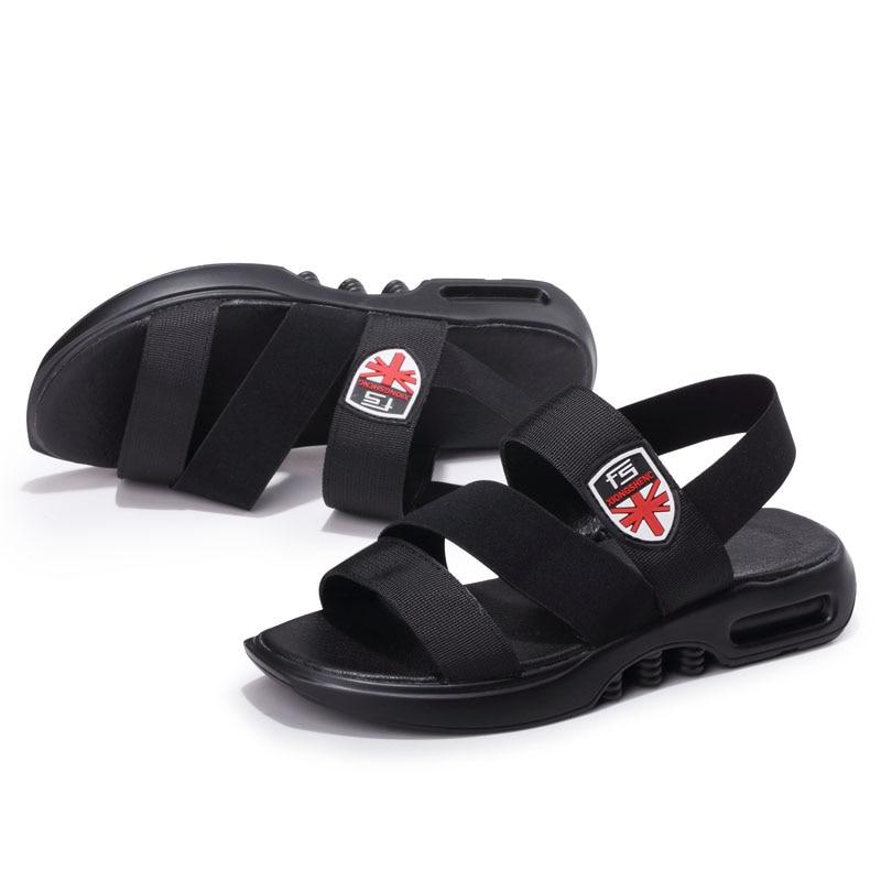 Sandalia masculina talla sandalia blanca tipo gladiador de goma para geta slip zapatillas comfort shoe beach de plage big hombre s hombre