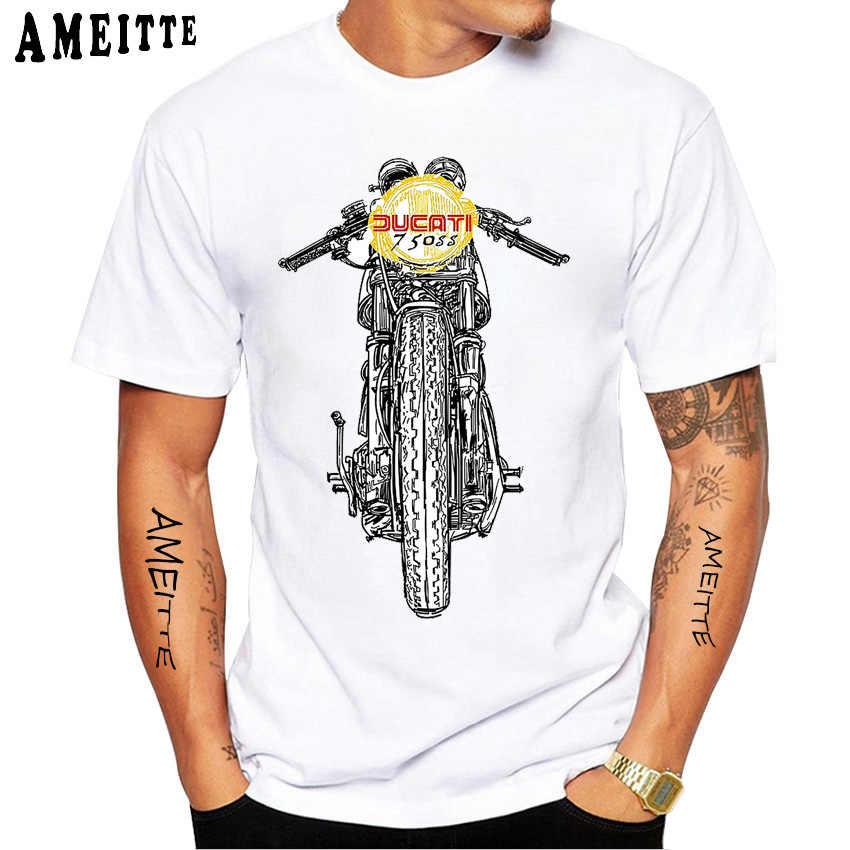 Ducati Squad Print Men Tshirt Female Harajuku Summer Vintage Short T Shirt Women Tops T Shirts Aliexpress