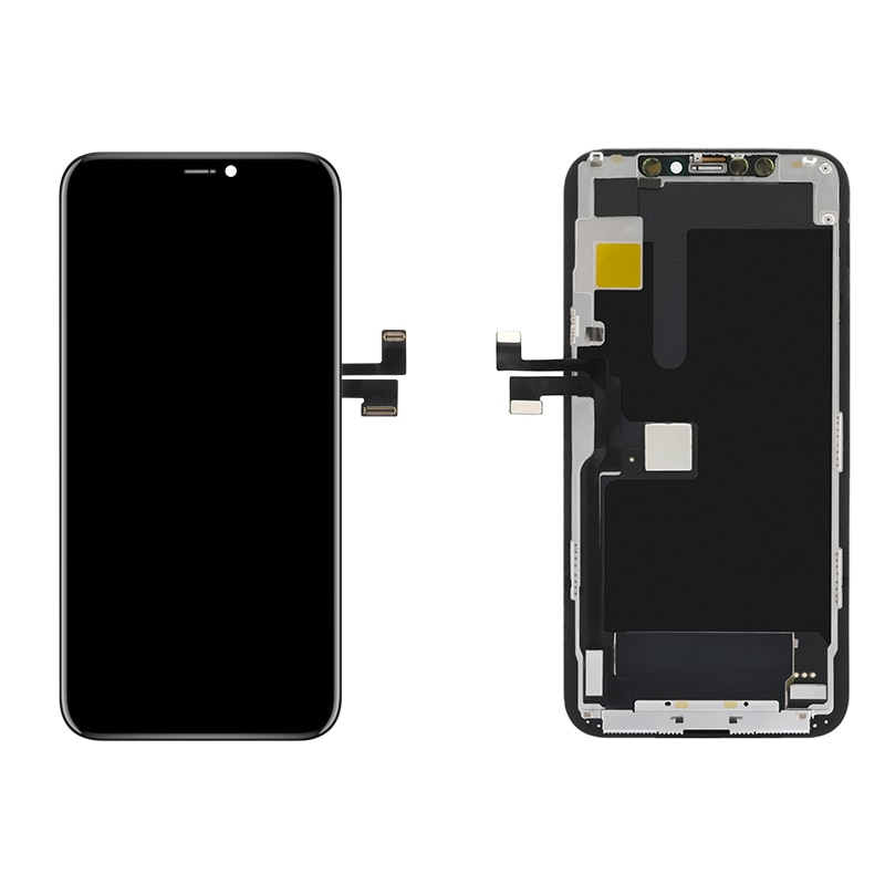 Used To iphone X XS XR iPhone 11 pro max OLED Screen iPhone 11 TFT LCD Screen  Be Used For Replacement the Original Display enlarge