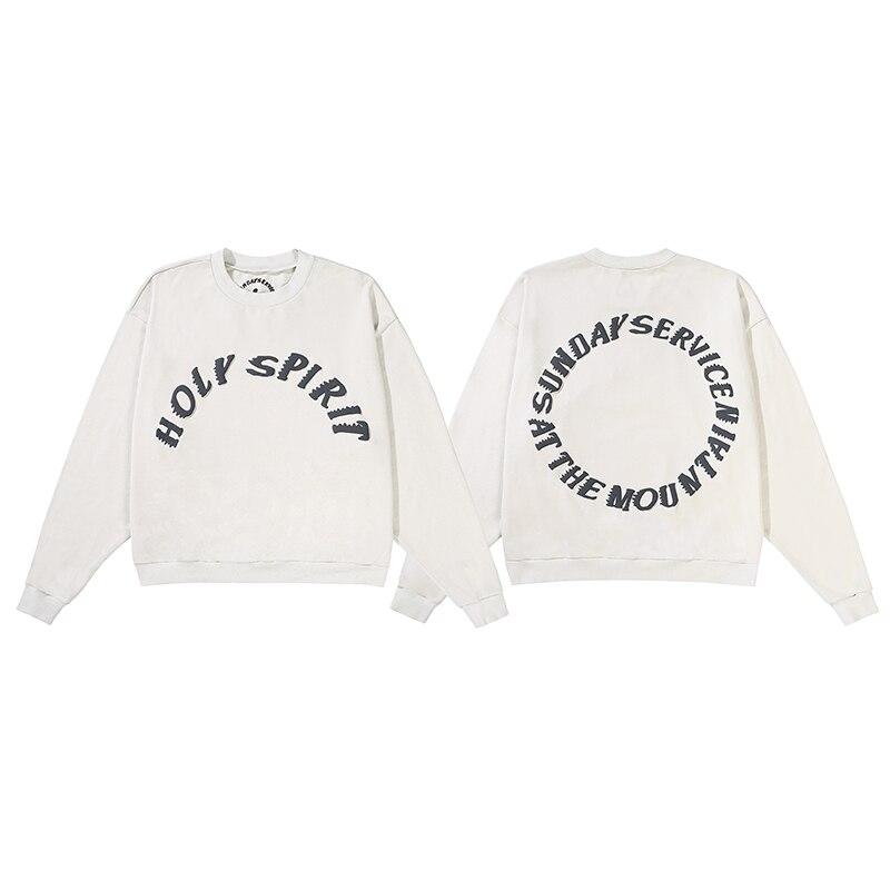 2021ss Высококачественная Мужская Женская одежда 1:1 мужская одежда Весна-Осень Полный свитер Мужская одежда свитер