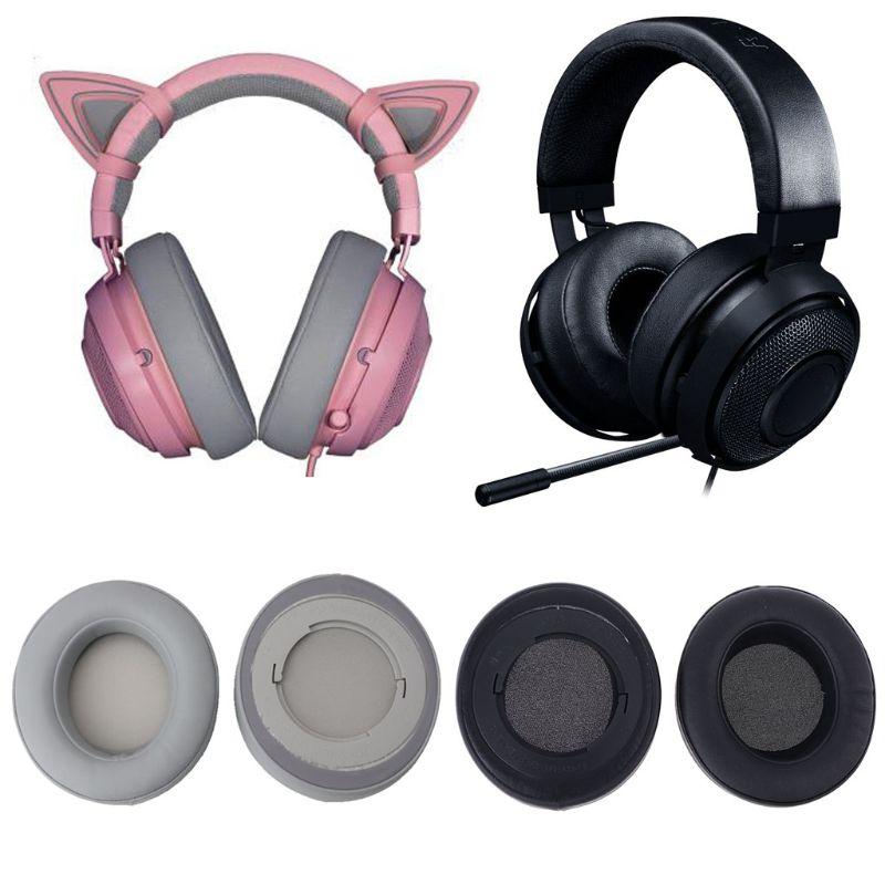 Replacement Eapads Earmuffs Cushion for  Kraken 7.1 Chroma V2 USB Gaming Pro V2 Headphone enlarge