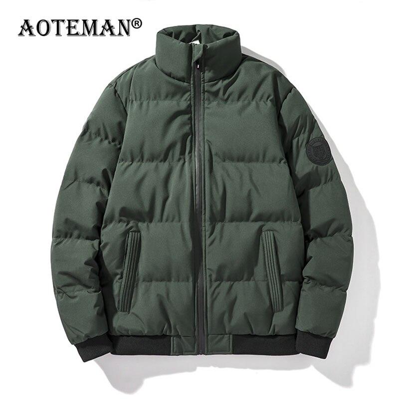 8XL мужские зимние куртки куртка-бомбер, комбинезон, теплая детская куртка, плотная куртка-парка ветровка верхняя одежда размера плюс Мужска...