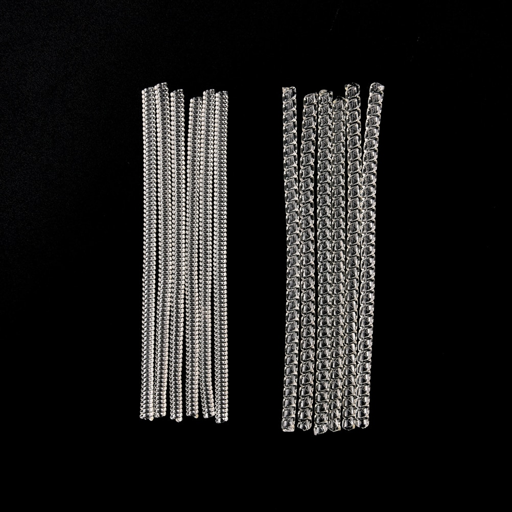 Gran oferta, 2 uds., 1,2x3,5x100cm, ajuste de talla de anillo de PU, protector de inserto, ajuste de resistencia, herramientas de ajuste, reductor de tensor