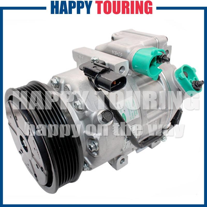 AUTO A/C AC Compressor for Hyundai Genesis Coupe 2.0L 2013 97701-2M500 977012M500