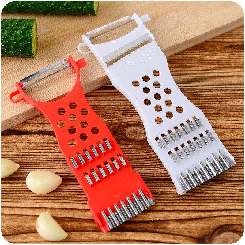 Cortador doméstico multifuncional A265 para cocina, cortador doméstico de patatas, tira de nabo, rebanador de pepino, máquina para limpiar platos