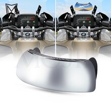 Espejo retrovisor de seguridad para motocicleta de 180 grados, con vista trasera completa para YAMAHA XJR1300 XJR400 XT1200Z/ZE Super Tenere FZ-S 150 16