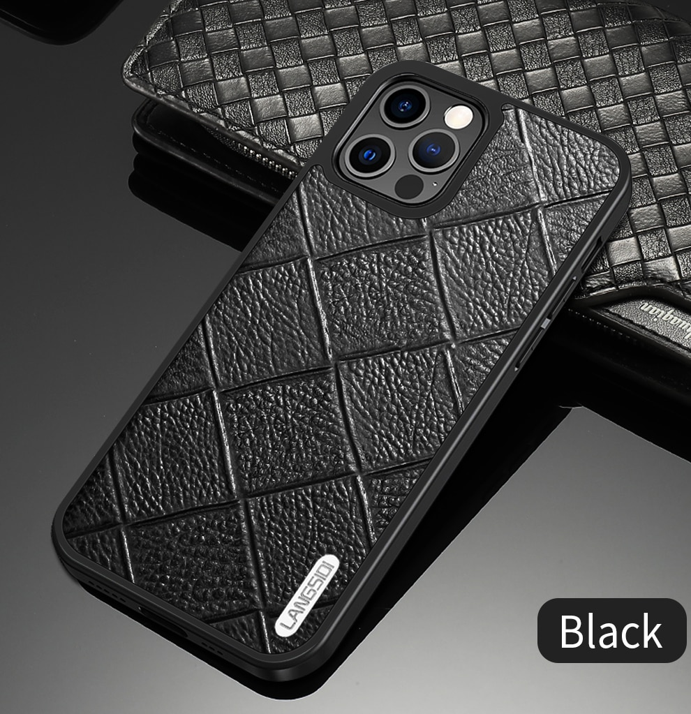 iphone 12 pro max leather case 13