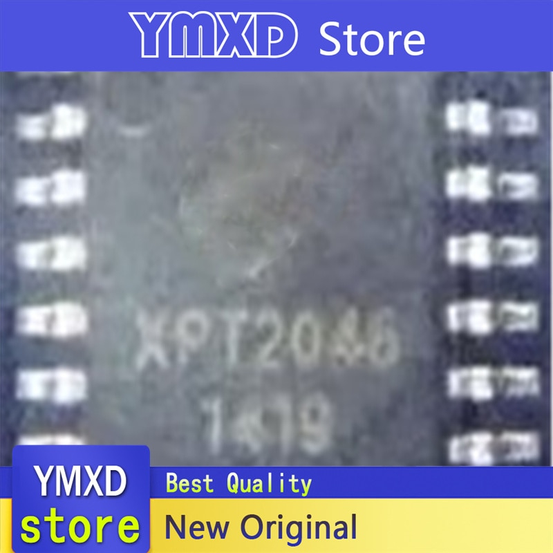 10pcs/lot New Original XPT2046 2046 TSSOP16 patch touch screen controller In Stock