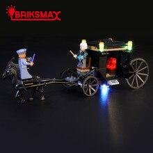 BriksMax Led Licht Up Kit Für 75951 Grindelwald der Flucht, (NICHT Enthalten Modell)
