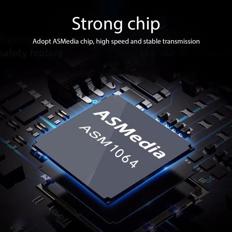 Chia Mining Riser 20 Port SATA PCI-E Adapter PCIE SATA PCI Express X16 SATA Card Controller PCIE to SATA3 6Gbps Add On Cards enlarge
