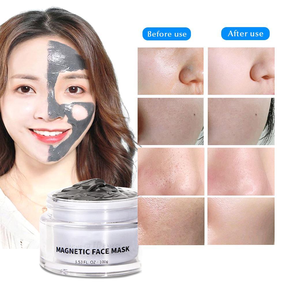 100g Face Blackhead Remover Mask Skin Care Acne Treatment Nose Mud Peel Mask Black head Remove Peeling Off Mask Skin Care недорого