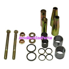 Kit de broches et douille pour Bobcat S220 S250 S300 S330 A300 T250 T300 T320 seau de chargeuse antidérapante inférieure et supérieure