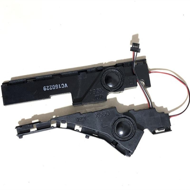 الأصلي المدمج في المتكلم مع كابل رئيس ل ASUS A550JK X550 X550L X550V X550VC X550XI F550 A550 Y581 K550 W581L VG140609