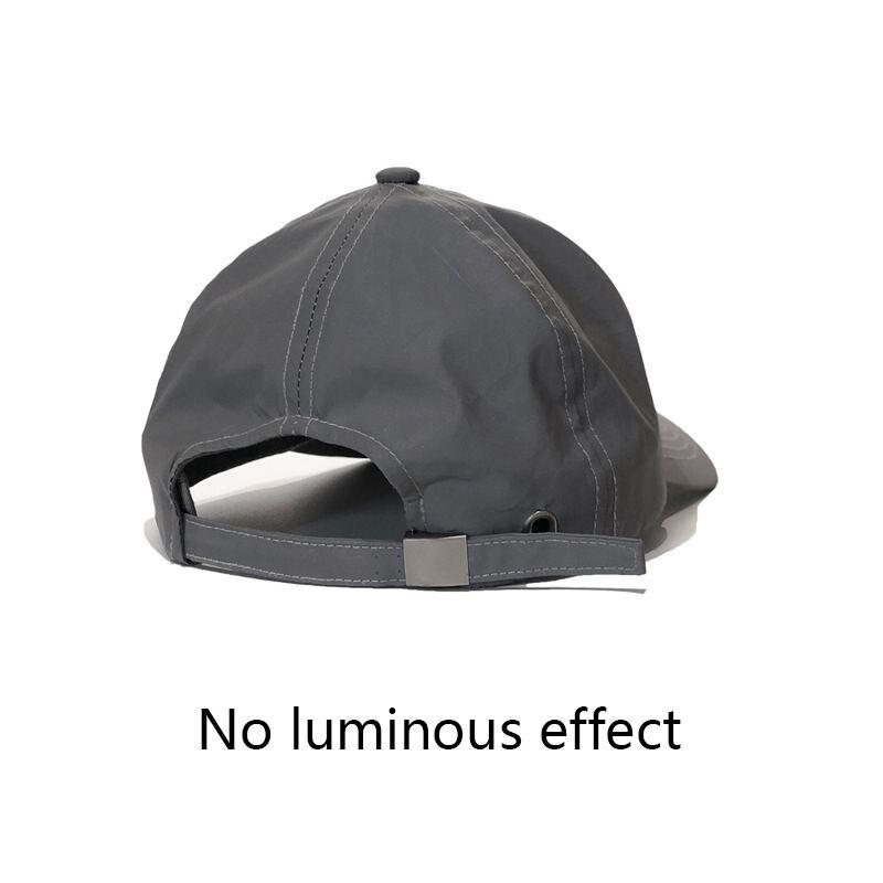 Gorra de béisbol deportes clásicos sombrero Casual Color sólido ajustable transpirable para hombres Mujer