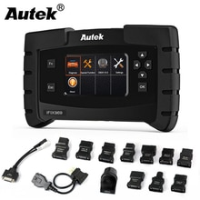 Autek IFIX969 OBDII Automotive scanner Airbag ABS SRS SAS EPB Öl Reset TPMS Professionelle Volle System ODB OBD2 Diagnose Werkzeug