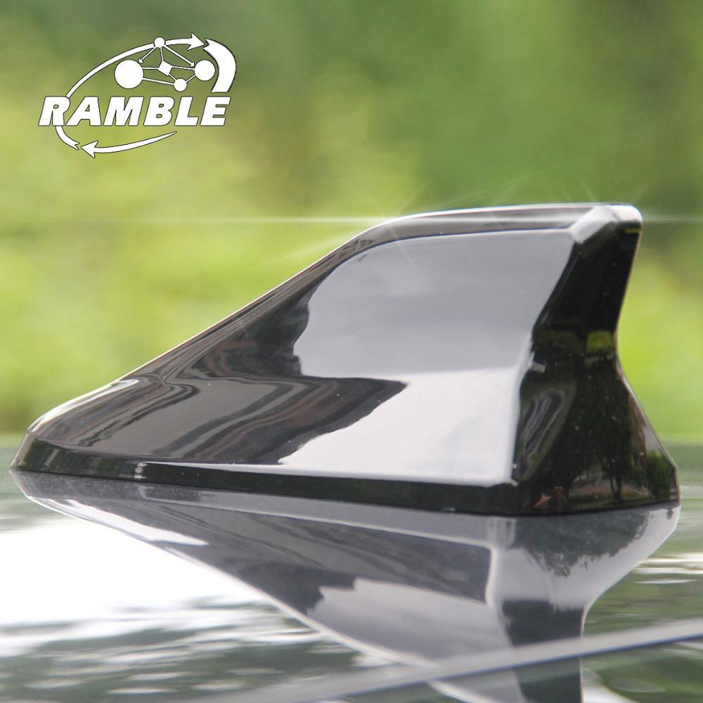 Antenas de Radio de coche de marca de calidad antenas especiales Shark Fins cubierta de la Base del techo FM AM DAB Signal Auto Accesorios para Kia Borrego