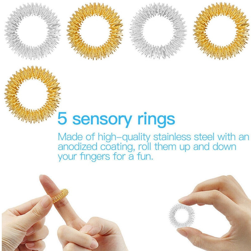 Stress relief sensory toy set Stress Relief Need Toy Autism ADHD Toy Hand Toys Fidget Toys Set Sensory Toys Set For Kids Adults enlarge