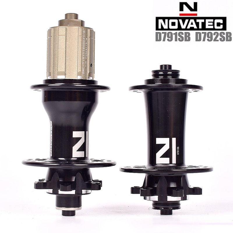 Bicycle Disc Hubs Novatec D791SB D792SB 2019 Mountain Novatec For D711SB D712SB Or D771SB D772SB 8 9 10 11 Speed 32 Holes