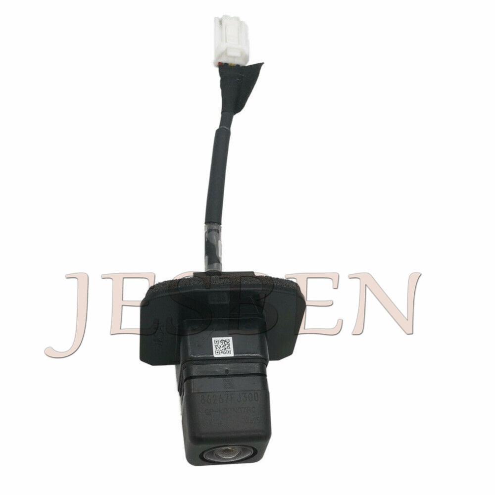 86267-FJ300 Rear View Parking Camera For Subaru XV Crosstrek XUV IMPREZA 1.6L 2.0L 2011-2017 86267FJ300 V63-74-0004 V63740004