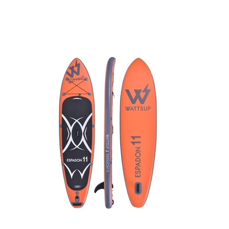 Inflatable Surf Stand Up Sup paddle board iSUP Surfing Paddle board  wake boat bodyboard kayakboat size335*81*15cm