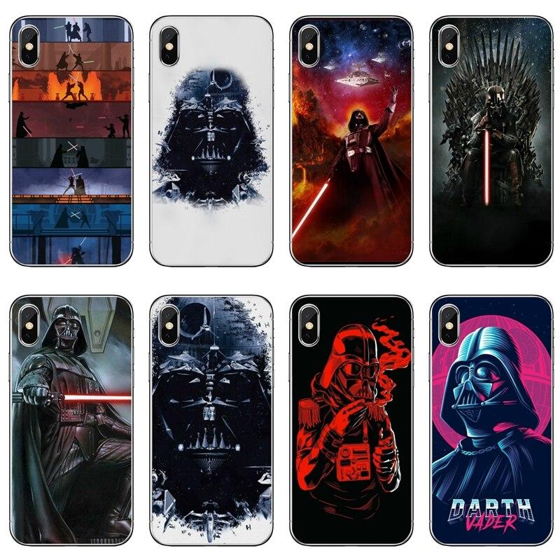 Darth Vader Smoking Star Wars Artwork For Xiaomi Redmi Note 6 5 5A 4 3 pro S2 5 plus 6A 4A 4x Pocophone F1 cover case