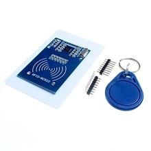 Module de lecteur de carte à puce RFID NFC RFID-RC522 avec carte S50 pour Arduino