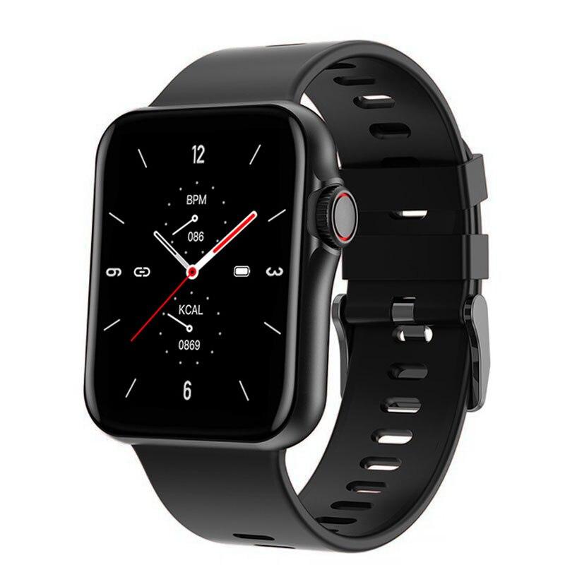 Tela de Toque Inteligente para Mulheres dos Homens Smartver para Android Polegada Grande Completo Relógio Bluetooth Chamada Jogar Música Esporte Alarme Relógios Ios 1.6 hd