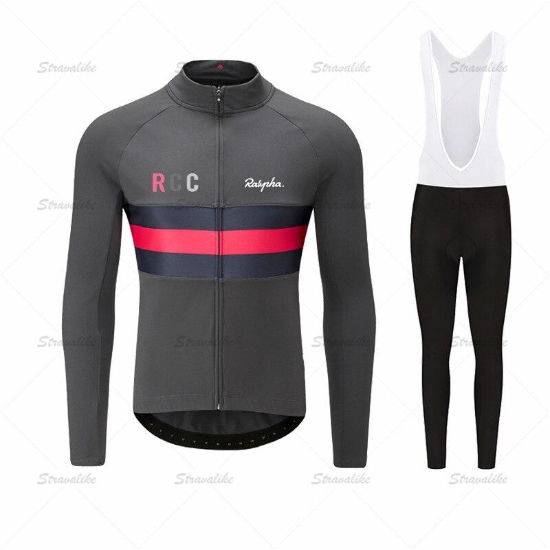 Ralvpha team-maillot de manga larga para Ciclismo, ropa fina de secado rápido...