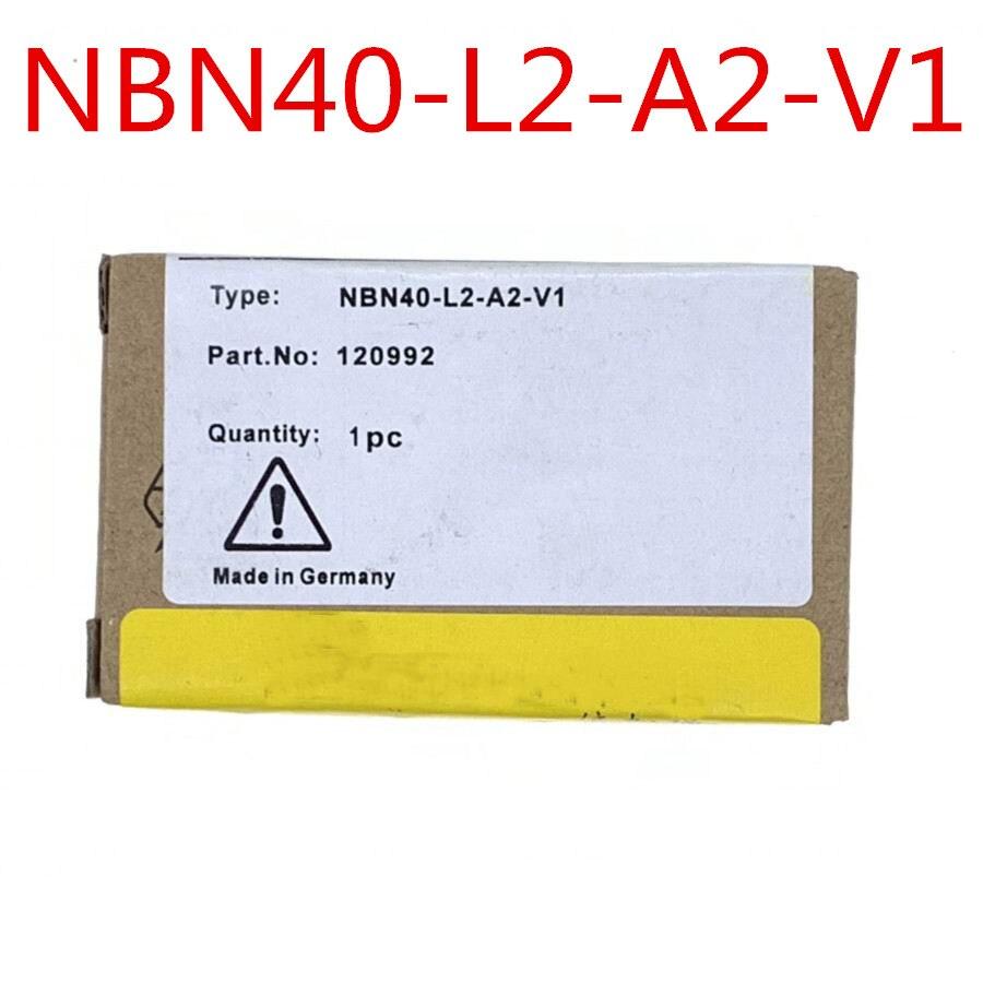 Capteur dinductance de commutateur de proximité de NBN40-L2-A2-V1-M P + F nouveau de haute qualité