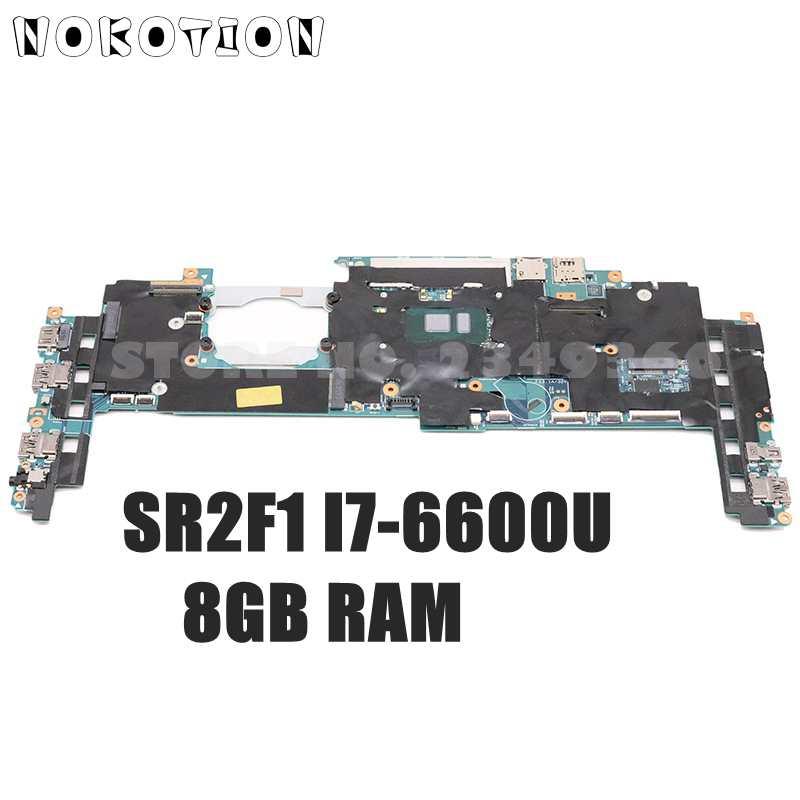 NOKOTION لينوفو ثينك باد X1 الكربون 4th الجنرال اللوحة 8G RAM SR2F1 I7-6600U 14282-2 متر 448.04P16.002M 448.04P15.002M 01AX808