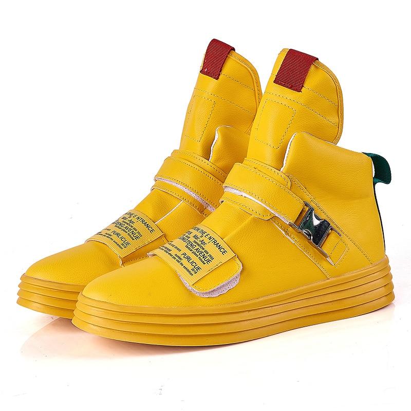 Botas de Segurança 2021 dos Homens do Vintage Botas Legal Alto Superior Tênis Masculino Chelsea Ankle Boot Sapatos Planos Menino Militar Combate Trabalho