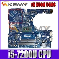 bal60 la d871p mainboard for dell inspiron 5468d 15 5566 5568 laptop motherboard cn 0p1mtv 0p1mtv p1mtv with i5 7200u 100 test