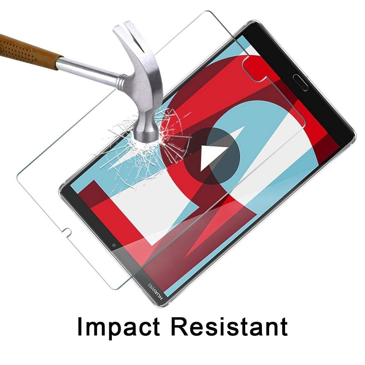 Protector de pantalla de vidrio templado para Huawei Mediapad M5 8, Protector...