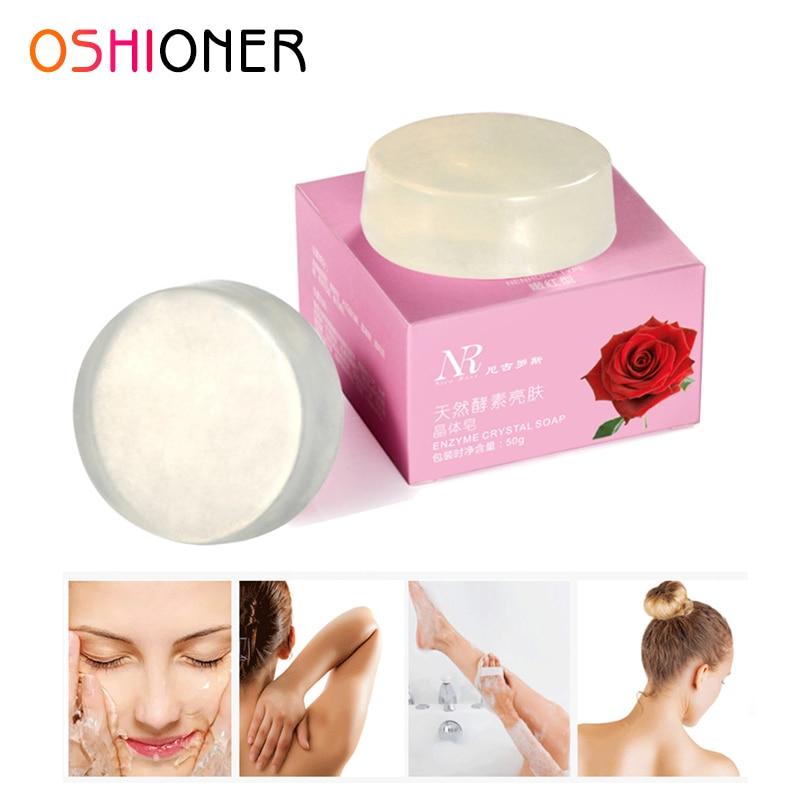 Whitening Cleaning Soap Wash Base Exfoliating Scrub Underarm Darkening Removal Soap Skin Bleaching Cleanser Face Care Brighten