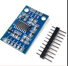 HX711 AD módulo serial microcontrolador electrónica sensor de pesaje de báscula 24-poco presión precisa de sensor