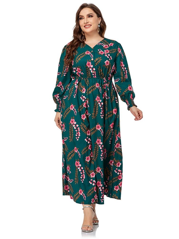 Женское длинное платье, длинное мусульманское платье-хиджаб charli длинное платье