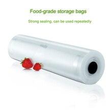 Вакуумный пакет для хранения свежей пищи, сохраняющий свежесть Нетоксичная упаковочная пленка QJS Shop