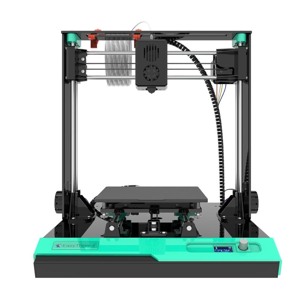 Impresora 3d easytreed K4plus mini, fácil de usar, regalo educativo para niños, juguete de nivel de entrada, de bajo coste, para estudiantes personales